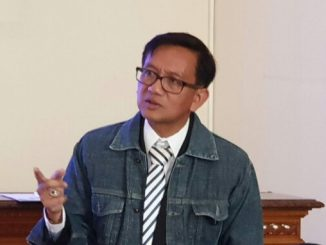 Direktur Eksekutif Institute for Peace and Democracy (IPD), Dr. I. Ketut Putra Erawan