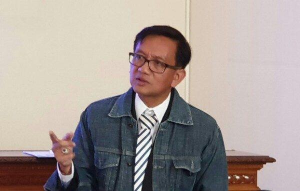 Direktur Eksekutif Institute for Peace and Democracy (IPD), Dr. I. Ketut Putra Erawan