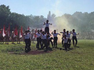 Raimuna SMAK PENABUR 2019 di Cibubur
