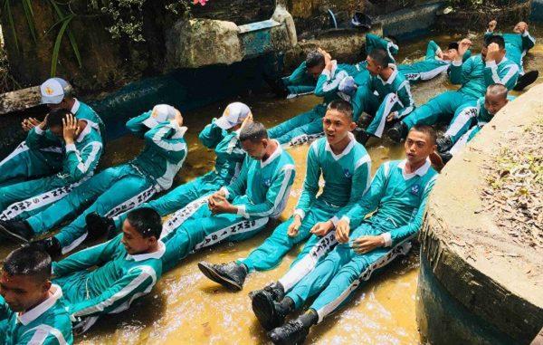 Peserta didik di SMKN 1 Sampit, Kalimantan Tengah