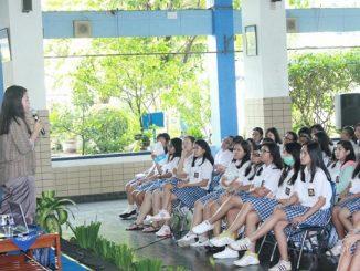 Peserta didik SMA Stece 1 Yogyakarta