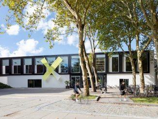 Gedung X TU Delft