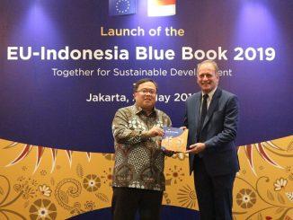 Peluncuran Blue Book 2019 Uni Eropa-Indonesia