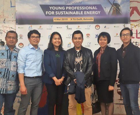 """Komisi Eneri PPI Dunia dan Ecadin di """"Young Professional for Sustainable Energy"""""""