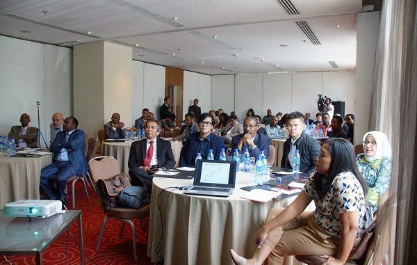 Panel Diskusi di Ethiopia
