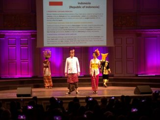 International Fashion Show and Food Festival di Swedia
