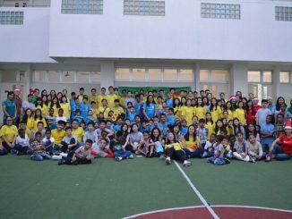 Charity Day di SMP Xin Zhong