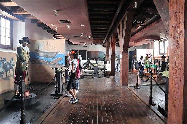 Museum Bahari di Jakarta