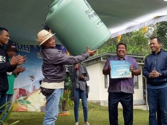 Farmer camp Penguin Indonesia bertempat di Soewan Garden Pancasari-Buleleng, 31 Mei 2019-2 Juni 2019