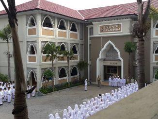 Peserta didik di SMP Islam Terpadu Abu Bakar