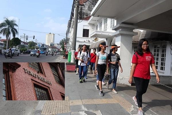 Tim Multimedia SMP Santo Antonius Jakarta (Insert Toko Merah)