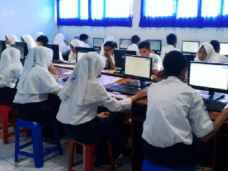 UN SMP 2019 di Kabupaten Magelang