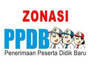 Zonasi PPDB 2019