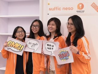 Awardees Orange Tulip Scholarship (OTS) 2019-2020