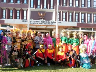 Citra Argadia Indonesia di KBRI Bandar Seri Begawan