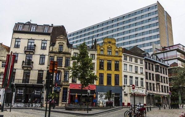 Brusselisasi Brussels