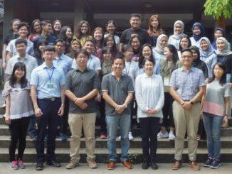 Delapan Mahasiswa Summer Camp Tunghai Universoty Taiwan