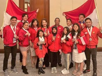 Delegasi Indonesia di World Championships of Performing Art (WCOPA) 2019 Amerika Serikat