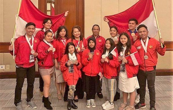 Delegasi Indonesia di World Championships of Performing Art (WCOPA) 2019 Amerika Serikat