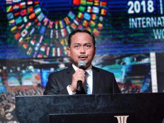 Dubes RI Singapura Ngurah Swajaya