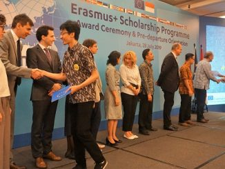 Penerima Beasiswa Erasmus Plus 2019