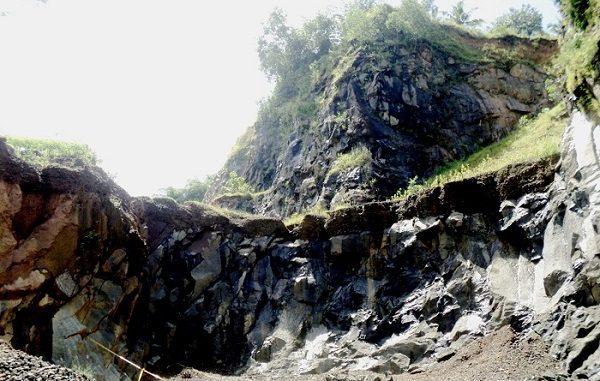 Geopark Nasional Karangsambung Karangbolong di Kebumen