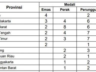 Hasil OSN 2019 Tingkat SMP di Yogyakarta