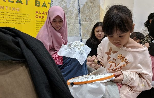 Pameran Karya Kreatif Indonesia (KKI) 2019