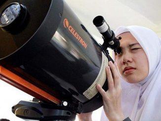 Peserta OSN Astronomi Tingkat SMA di Manado
