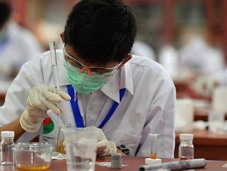 Peserta OSN Kimia 2019