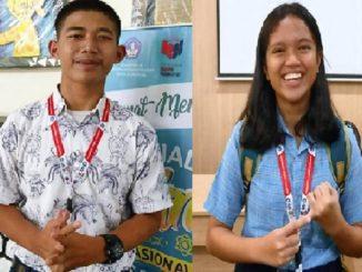 Peserta OSN SMP 2019