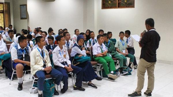 Peserta OSN Tingkat SMP (IPA) Tahun 2019