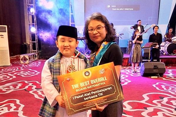Peserta didik SDK PENABUR Jakarta di OSN 2019