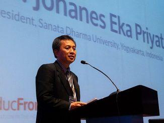 Rektor Universitas Sanata Dharma, Johanes Eka Priyatma