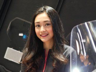 SPG Cantik di GAIKINDO Indonesia International Auto Show (GIIAS) 2019