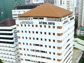 Universitas Atma Jaya Jakarta. (Ist.)
