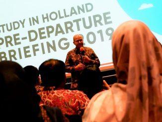 Study in Holland Pre-departure Briefing 2019