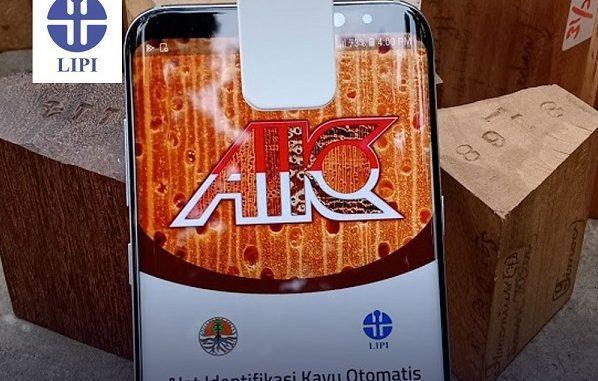 AIKO merupakan aplikasi berbasis Android yang dapat digunakan untuk mengidentifikasi jenis kayu dalam hitungan detik (
