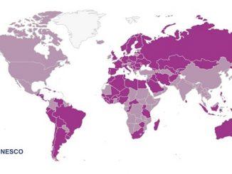 Atlas Interaktif Hak Perempuan dan Anak Perempuan Atas Pendidikan yang diluncurkan UNESCO