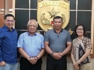 Audiensi dan silahturahmi Yayasan Paskalis dengan dengan Pangdam Jaya Mayjend TNI Eko Margiyono di Markas Kodam Jaya Sabtu, 31 Agustus 2019, pukul 15:00-17:00 WIB