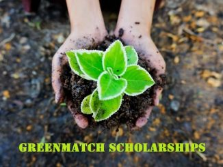 Greenmatch Scholarships