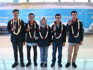 Timnas Indonesia di International Olympiad on Astronomy and Astrophysics (IOAA) 2019 Hungaria