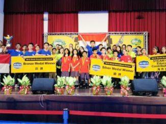 Indonesia Sabet Juara Dua Kontes Robot di Taiwan