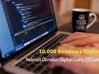 Indosat Ooredoo Digital Camp (IDCamp)