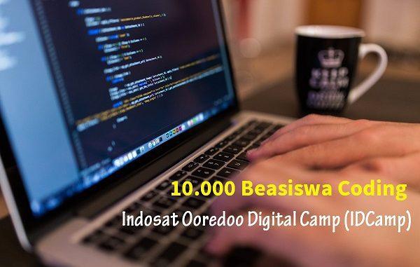 Indosat Ooredoo Digital Camp (IDCamp)