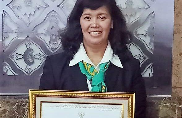 Kepala TKK PENABUR Kota Wisata, Sri Letari S.Pd., M.M