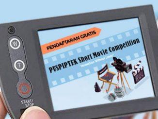 Kompetisi Film Pendek Puspiptek