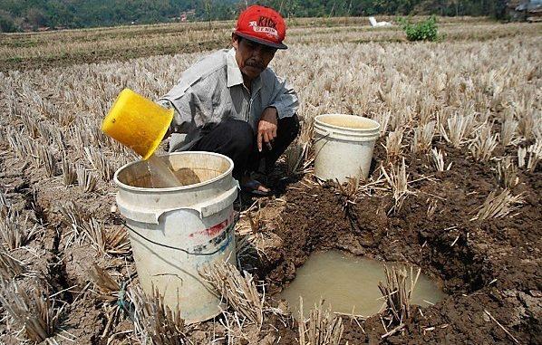Krisis Air Bersih Saat Musim Kemarau