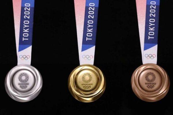 Medali Olimpiade Tokyo 2020, Hasil Daur Ulang Sampah ...
