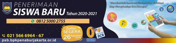 PSB PENABUR 2020